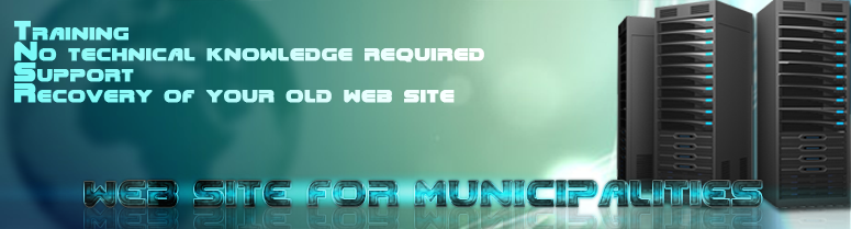 Munipipality Websites Specialists